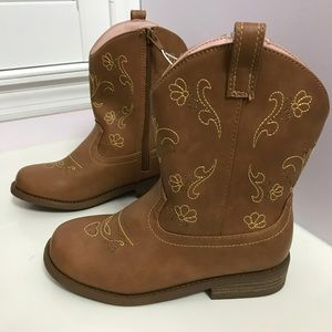 Route 66 Shoes - Route 66 Girls Western Boots
